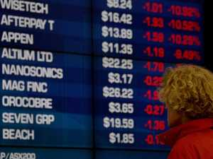 Wall Street suffers second plunge