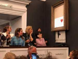 Banksy bidder still wants to pay $1.96m for shredded art