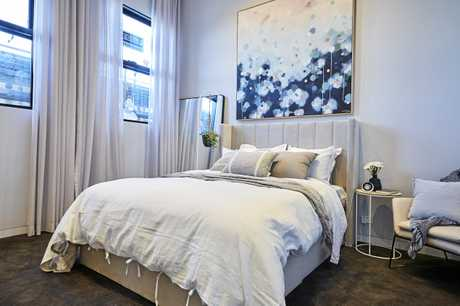 Judges loved the neutral palette in their second guest bedroom.