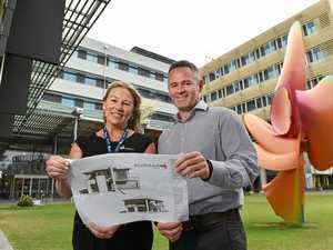 New plan for hospital home on Wishlist