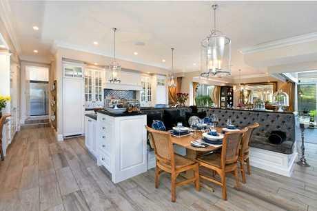 The Platinum Property Group's Hamptons-inspired wonder.