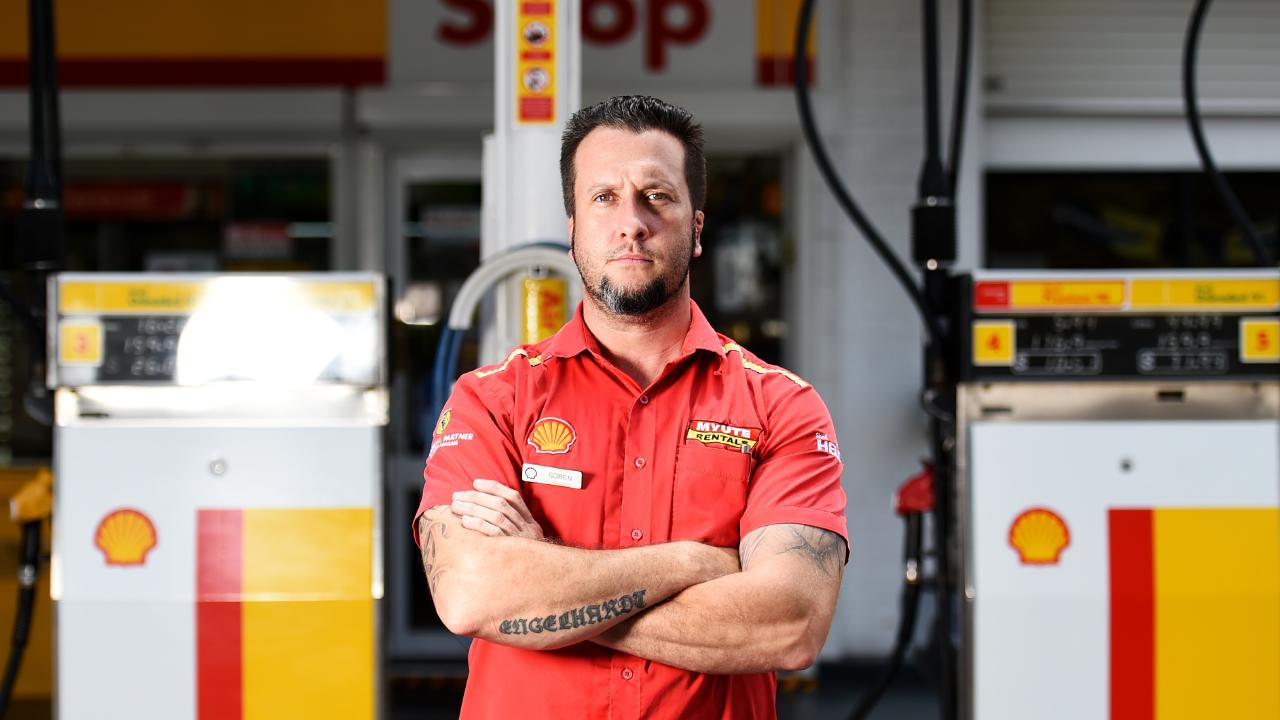 Soren Nannestad, Managing Director of Shell Belgian Gardens talks about the rise in fuel prices