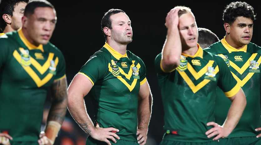 Boyd Cordner and Australia must bounce back against Tonga. Picture: Getty Images