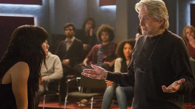 The Kominsky Method stars Michael Douglas