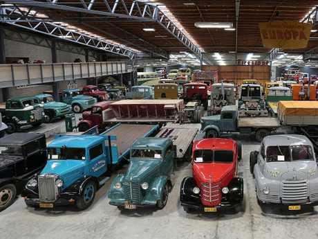 Bill Richardson Transport World, Invercargill, New Zealand.