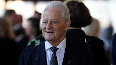 Former Federal Liberal MP Phillip Ruddock. Picture: Dan Himbrechts