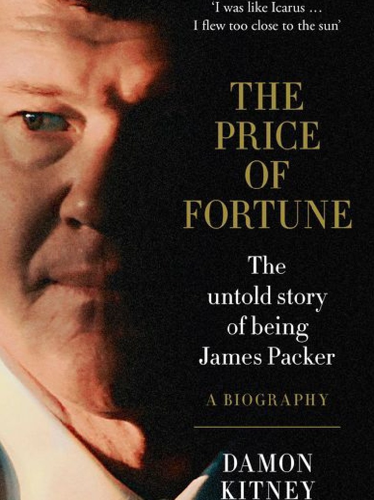 The Price of Fortune, The untold story of being James Packer. Picture: Supplied