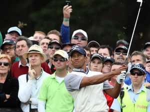 Tiger Woods and Ernie Eels coming to Melbourne