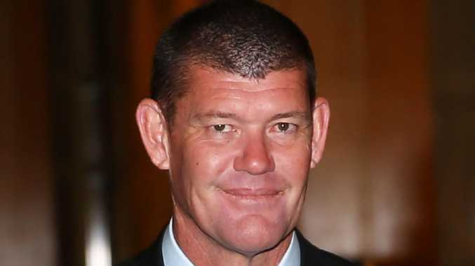 James Packer has ended his feud with his sister, Gretel. Picture: Getty