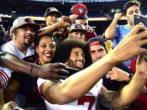 49ers make massive backflip after Kaepernick snub