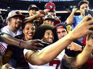 49ers make massive backflip after Kaepernick snub