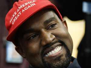 Celebs slam Kanye's White House visit