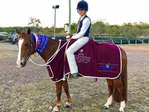 Baylee Evans wins Queensland title