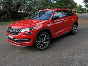 Skoda Kodiaq Sportline a close friend of the family