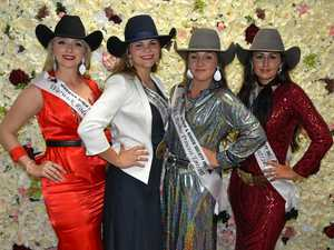 QUEEN CROWNED: Warwick meet your new rodeo royalty