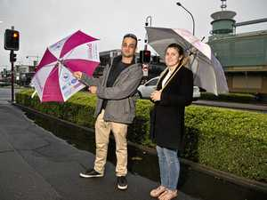 Weather watch: Rain all week in Toowoomba