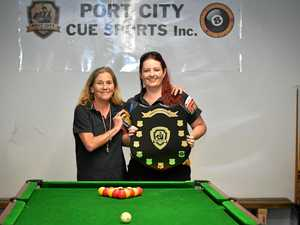 Port City Cue Sports Women's Championships