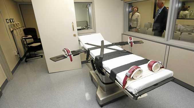 DEATH ROW: A letter writer says it's cruel to kill prisoners.