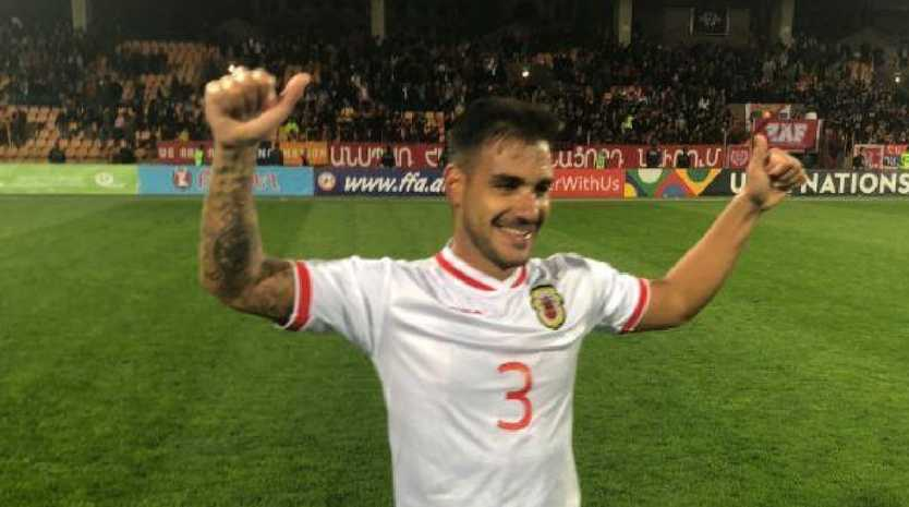 Gibraltar finally have their first ever win.