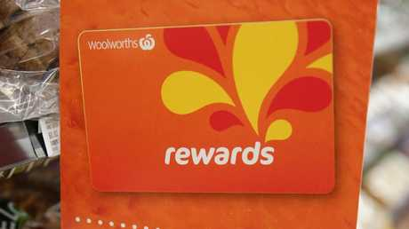 Woolworths Rewards is one of Australia's largest programs.