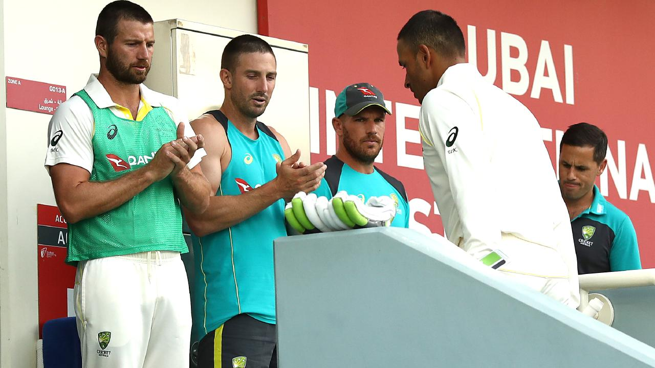 Khawaja's knock could be a defining one. (Ryan Pierse/Getty Images)