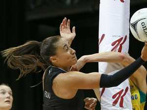 New Zealand end netball Diamonds' winning run