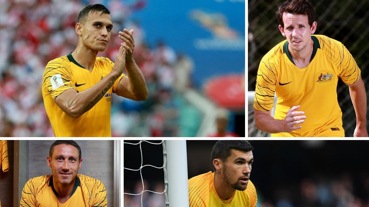 Who will lead the Socceroos now?
