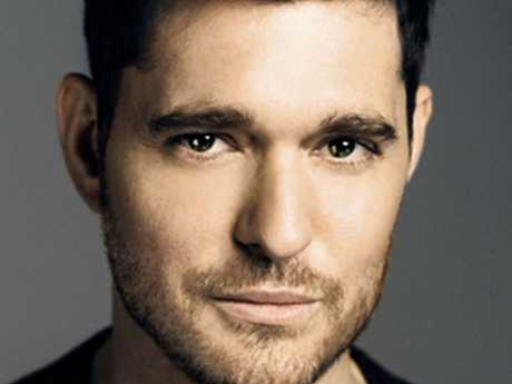 Michael Buble has had a very successful career.  Picture:  Supplied