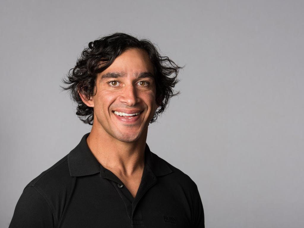 Johnathan Thurston about to embark on a speaking tour.