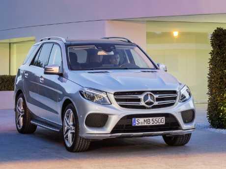 Big Kahuna: Mercedes GLE