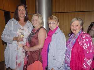 Danni Muir, Cushla Hinze, Lyn Blake and Kerrin