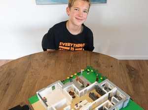 Thomas Bytheway Lego Kid