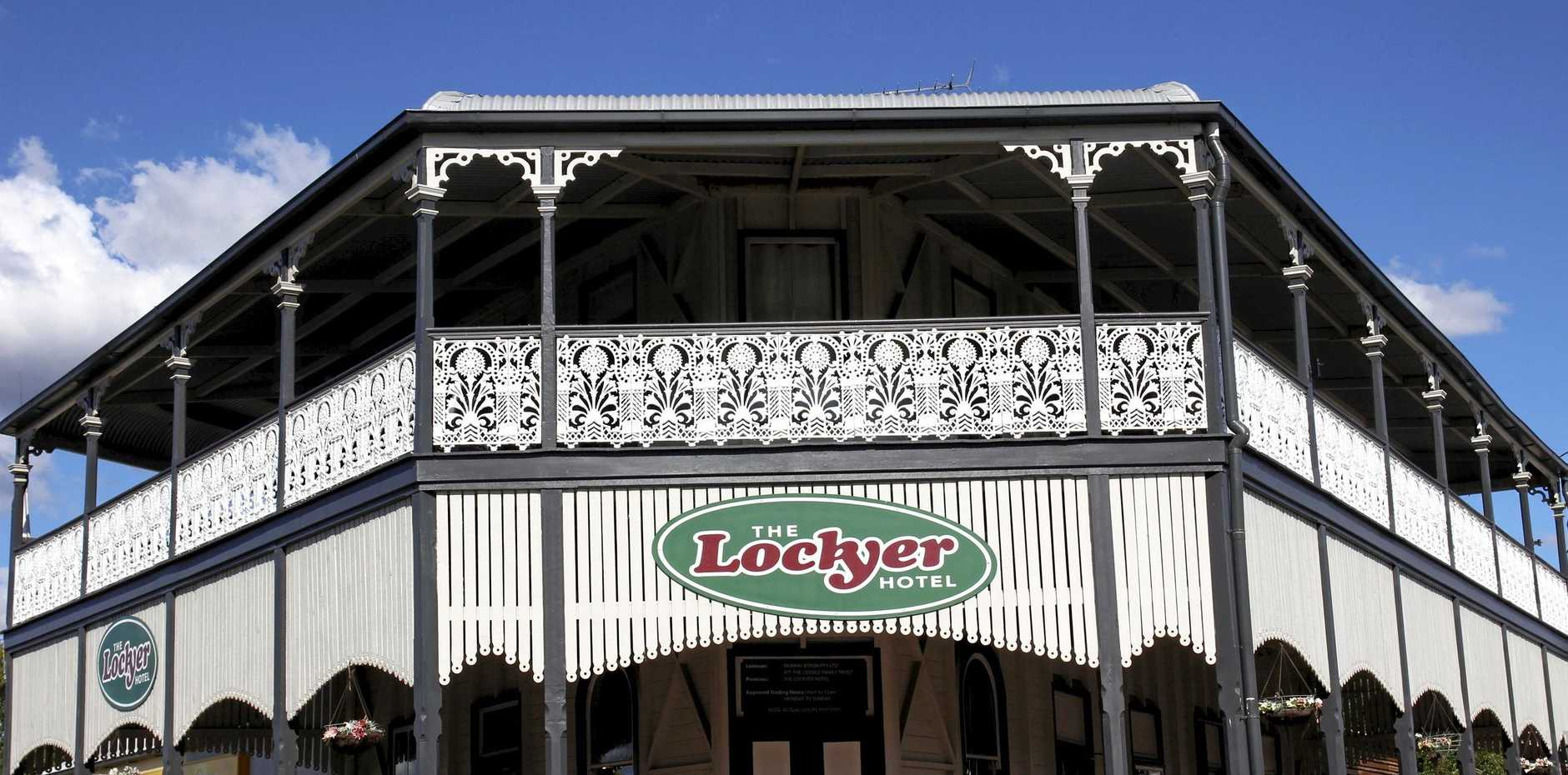 NEARLY DONE: Renovation work at the Lockyer Hotel is almost complete after new owners took over the heritage listed pub.