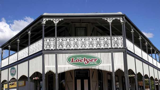 Revamped Lockyer Hotel almost ready
