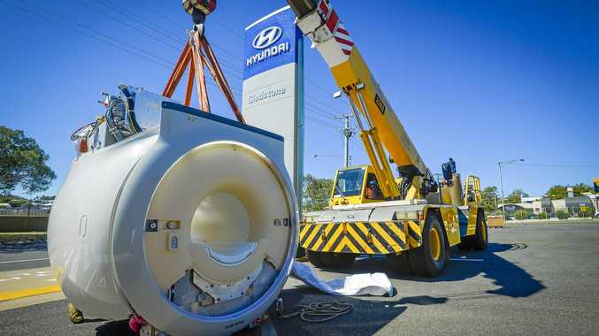 Advanced MRI technology now a reality for Gladstone