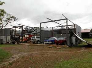 Tornado storm photos