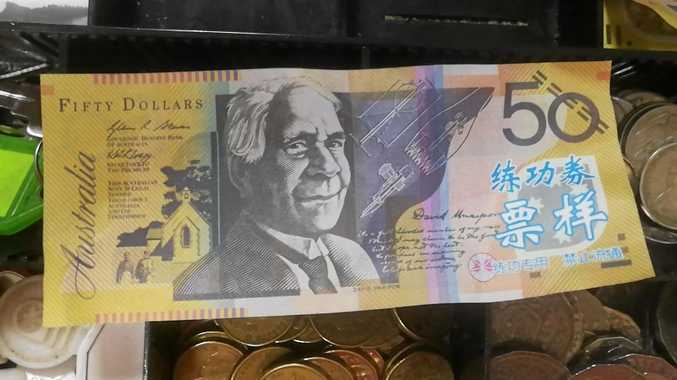 Fake banknotes leave coast business owner 'gutted'