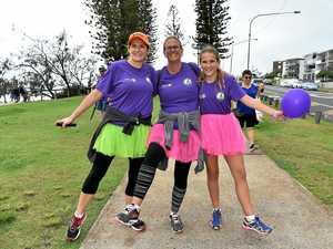 Rotary club's Walk For Mental Health draws 600 participants
