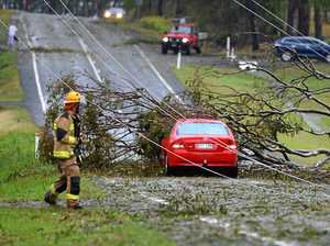 Gympie dealerships count cost as storm pummels 2000 cars