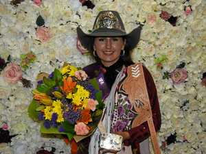 MEET OUR QUEEN: Northern Territory cowgirl wins rodeo crown