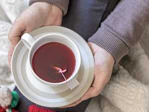 Could a cuppa a day keep the doctor away?