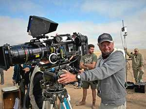 Star from behind-the-scenes of film in Noosa for Festival
