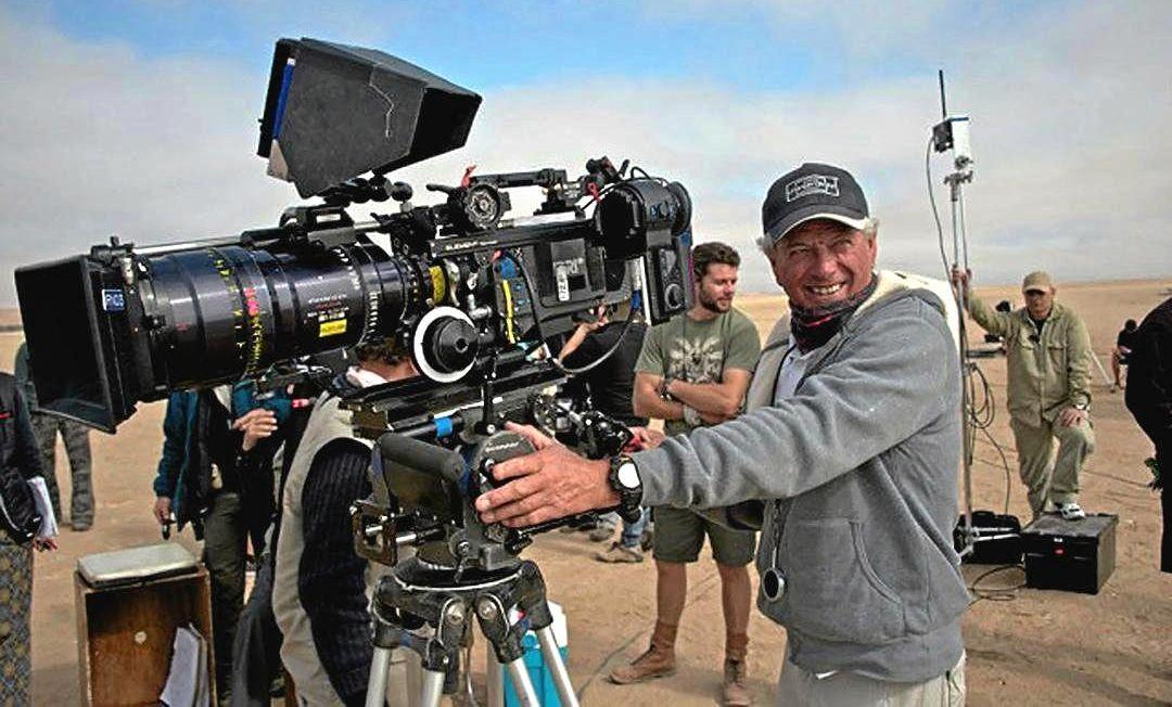 Oscar-winning cinematographer, John Seale.