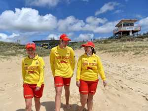 Lifesavers hit streets for biggest fundraiser of year