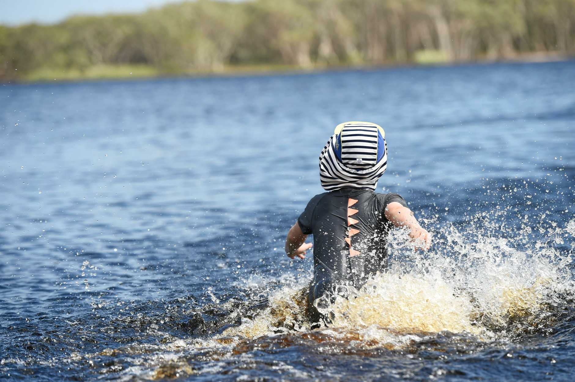 Water quality at three sections of recreation spot Lake Ainsworth has been found to be poor in a NSW Government water health report.