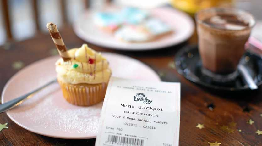 A Casino pensioner is ready to cook up a storm and shout herself a new stove after winning $200,000 in the latest Lucky Lotteries Mega Jackpot draw.