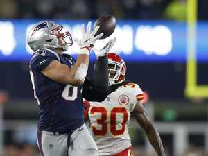 'Supernatural' Brady snatches thriller