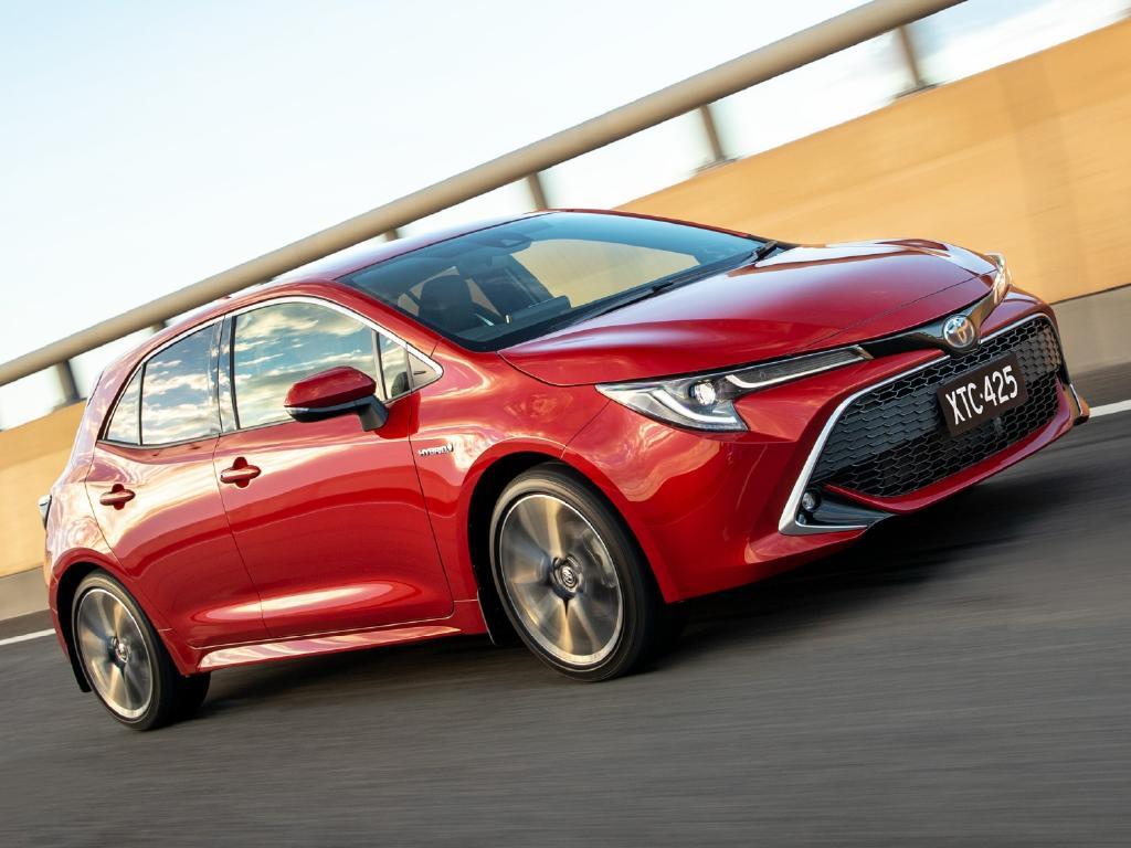 Toyota Corolla ZR Hybrid