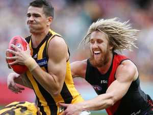 Burton Hawks' choice as trade bait, not Port's
