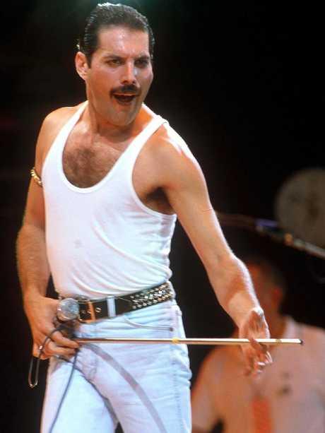 The real Freddie Mercury.